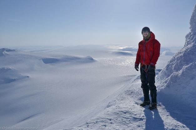 Utsikt retning Fjærland
